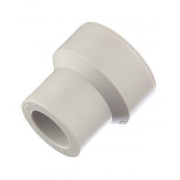 Муфта полипропиленовая FV-PLAST (210040020) переходная 40 х 20 мм серая