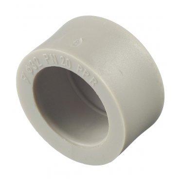 Заглушка полипропиленовая FV-PLAST (229032) 32 мм серая