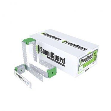 Подвес прямой SoundGuard 60х27 антивибрационный Vibro M 0,9 мм