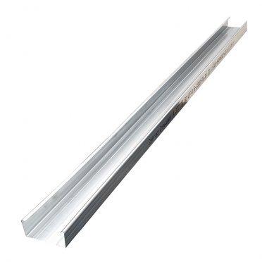 Профиль потолочный Gyproc Стандарт 60х27 мм 3 м 0.60 мм