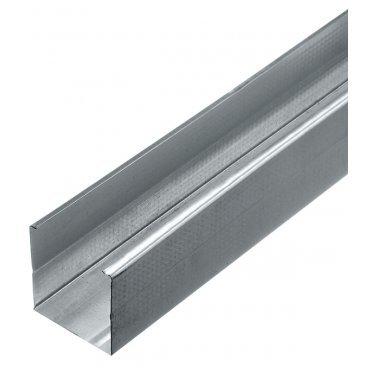 Профиль стоечный Оптима 50х50 мм 3 м 0.40 мм