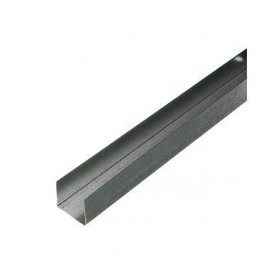 Профиль потолочный направляющий Оптима 27х28 мм 3 м 0.45 мм