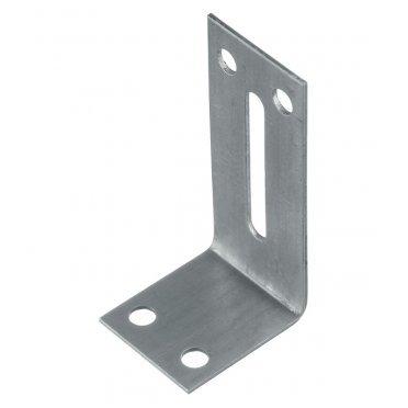 Уголок фиксирующий для дверного профиля UA-50A 2 мм