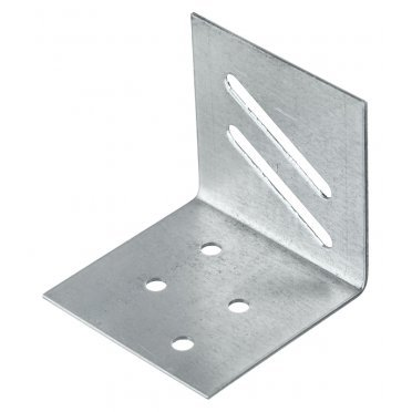 Уголок фиксирующий для дверного профиля UA-100A 2 мм