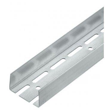 Профиль усиленный 75х40 мм 3 м UA для дверных проемов 2 мм