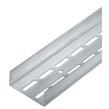 Профиль усиленный 100х40 мм 3м UA для дверных проемов 2 мм
