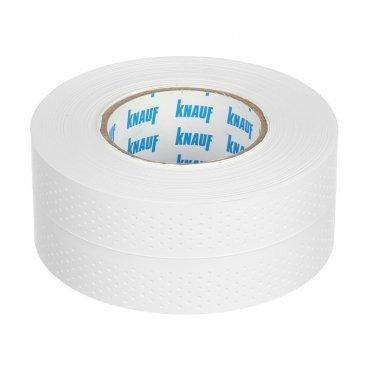 Лента бумажная Knauf для швов гипсокартона 52 мм 50 м