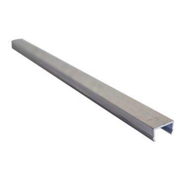 Пи-заглушка алюминиевая 3м 1 мм
