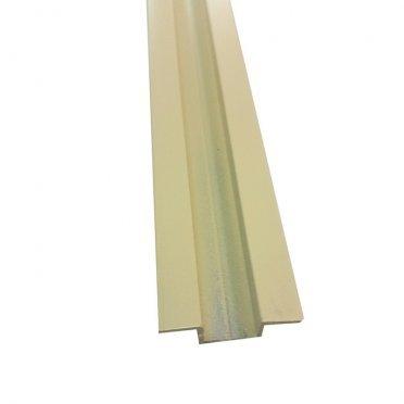 Омега-профиль алюминиевый 3м 1 мм бежевый RAL 1013