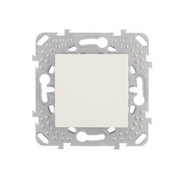 Выключатель Schneider Electric Unica MGU5.201.18ZD одноклавишный скрытая установка белый