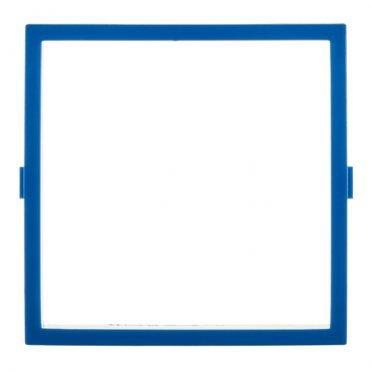 Вставка в рамку Aling-conel PRESTIGE 6802.6 синяя
