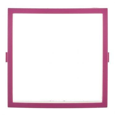 Вставка в рамку Aling-conel PRESTIGE 6802.10 розовая