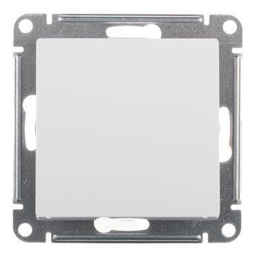 Переключатель Schneider Electric Atlas Design ATN000161 одноклавишный на 2 направления скрытая установка белый
