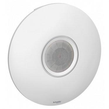 Датчик движения Schneider Electric Atlas Design ATN000137 открытая установка белый потолочный