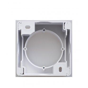 Коробка наружного монтажа Schneider Electric Glossa GSL000100 белая