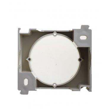 Коробка наружного монтажа Schneider Electric Glossa GSL000200 бежевая