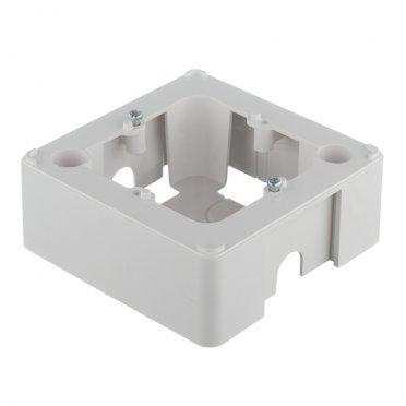 Коробка наружного монтажа Schneider Electric Blanca BLNPK000011 белая