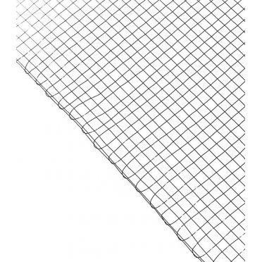Сетка штукатурная тканая 8х8 мм d0,4-0,5 мм 1х30 м рулон