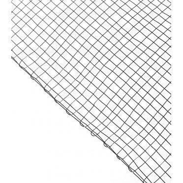 Сетка штукатурная тканая оцинкованная 10х10 мм d0,5-0,6 мм 1х30 м рулон