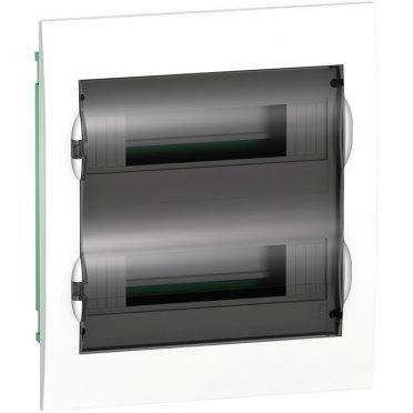 Щит распределительный встраиваемый Schneider Electric Easy9 пластиковый IP40 345х300х100 мм 24 модуля