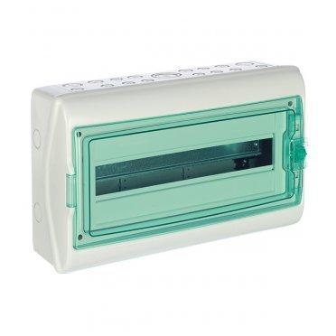 Щит распределительный навесной Schneider Electric Kaedra пластиковый IP65 280х448х160 мм 18 модулей