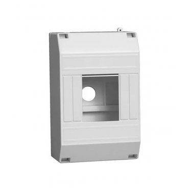 Коробка под автомат EKF PROxima КМПН 1/2 IP40 4 модуля белая