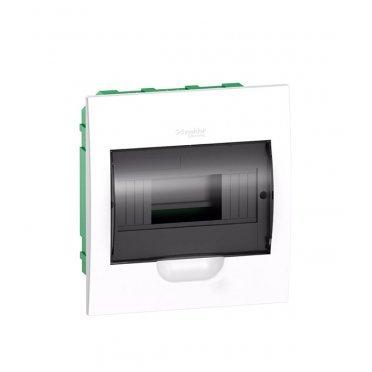Щит распределительный встраиваемый Schneider Electric Easy9 пластиковый IP40 222х208х92 мм 8 модулей прозрачная дверь