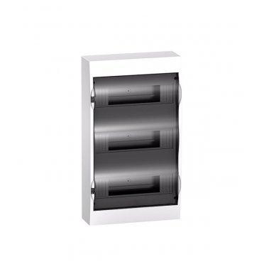 Щит распределительный навесной Schneider Electric Easy9 пластиковый IP40 451х256х96 мм 36 модулей прозрачная дверь