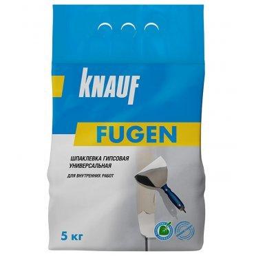 Шпаклевка гипсовая Knauf Фуген 5 кг