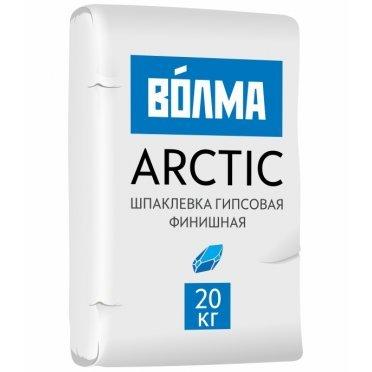 Шпаклевка гипсовая Волма Arctiс финишная 20 кг