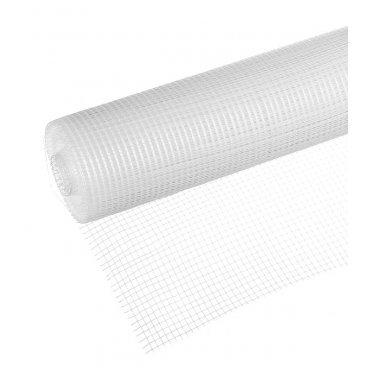 Сетка стеклотканевая SD-GLASS ячейка 5х5 мм рулон 1х20 м Эконом