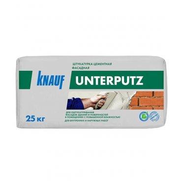 Сухая смесь цементная Knauf Унтерпутц 25 кг