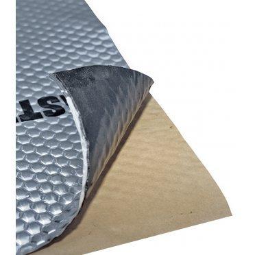 Мембрана виброшумоизоляционная StP Вибропласт Master 3х470х750 мм 1,76 кв.м