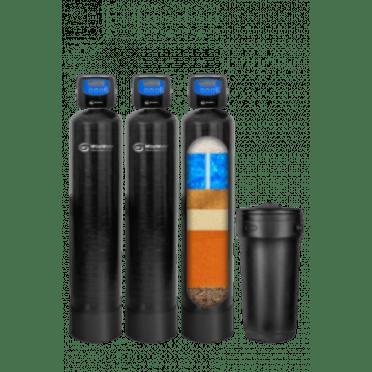Система очистки воды фильтрыVKXO2500