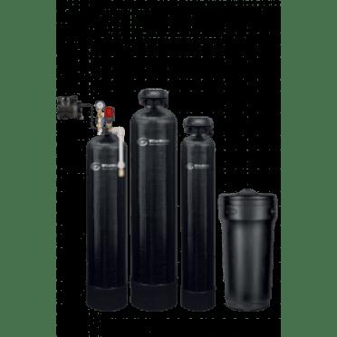 Система очистки воды фильтрыVK2000 D