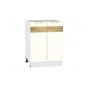 Кухонный шкаф нижний с 2-мя дверцами Терра D