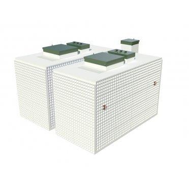 Септики ТОПОЛ-ЭКО/TOPOL-ECO модели ТОПАС/TOPAS-150 ПР