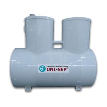 Септик аэрационная гибридная станция UNI-SEP 0,8