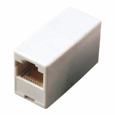Переходник компьютерный Proconnect (03-0101-9) RJ-45 8P8C белый