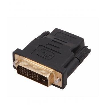 Переходник Rexant штекер DVI-гнездо HDMI (17-6811)