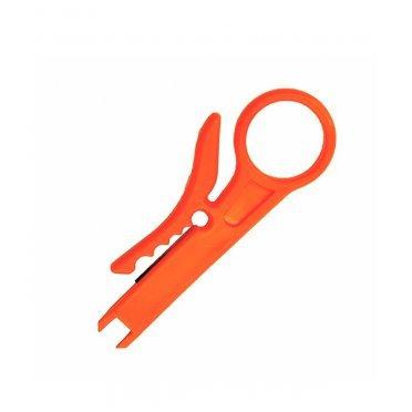 Инструмент Rexant для заделки и обрезки витой пары