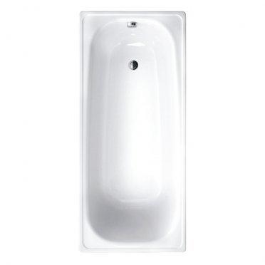 Ванна стальная WHITE WAVE Classic 170х75 см толщина 2,30 мм с ножками