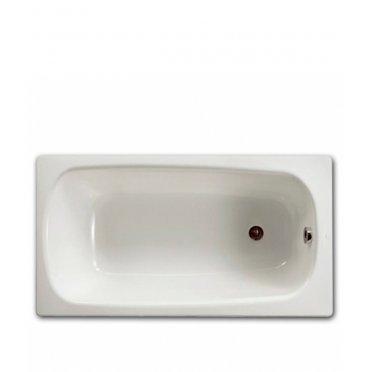 Ванна стальная ROCA Contesa 120х70см толщина 2,4 мм без ножек