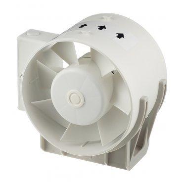 Вентилятор канальный осевой Cata MT-150 d150 мм слоновая кость