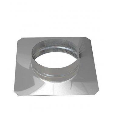 Плоское основание для турбодефлектора d160 мм