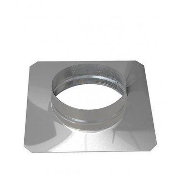 Плоское основание для турбодефлектора d125 мм