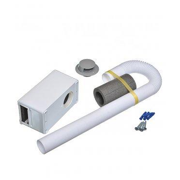 Клапан вентиляционный (рекуператор) приточный Домвент d40 мм