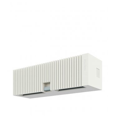 Клапан вентиляции (рекуператор) приточный Домвент Norvind Optima d40 мм