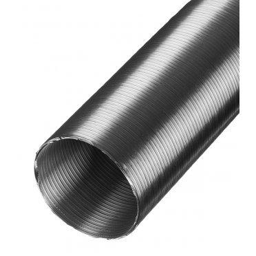 Воздуховод гибкий гофрированный ERA алюминиевый d125 мм 3 м