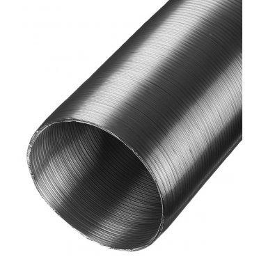 Воздуховод гибкий гофрированный ERA алюминиевый d160 мм 3 м